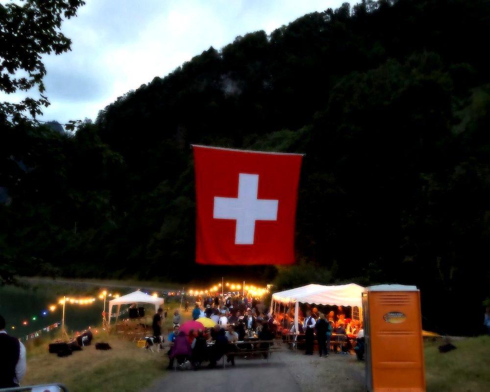 Fraîcheur des Préalpes suisses